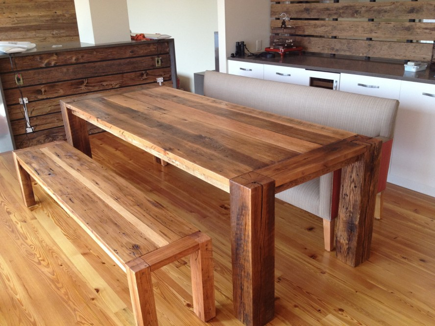 How To Build A Dining Room Table